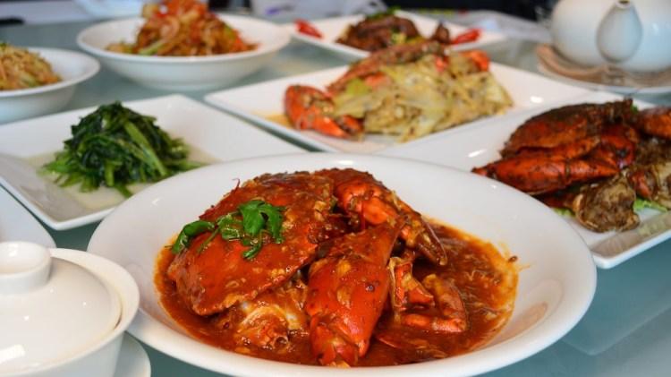 台中美食_珍寶海鮮 台中店 JUMBO SEAFOOD│珍寶海鮮套餐熱銷上市,新加坡辣椒螃蟹令人吮指回味!