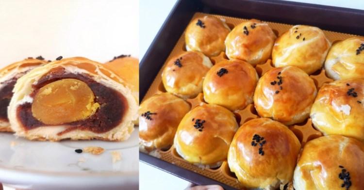 鹿港美食_阿煜師肉包│鹿港天后宮附近小吃!香菇肉包、鹹蛋糕、起司包都不錯吃喔~