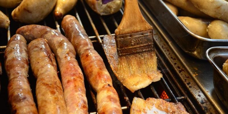 供腸老闆│鹿港第一市場美食、鹿港糯米腸、香腸,還有隱藏版菜單!