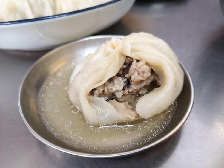 莊手工鮮肉湯包│彰化湯包推薦 彰化鼎泰豐 全新推出香菇鮮肉湯包,超有香菇味。