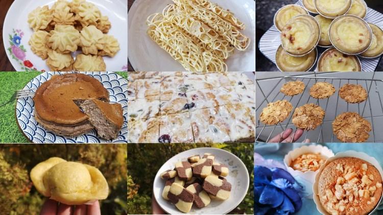 入門款簡易甜點食譜│九種簡單甜點食譜,不擅長的人也能輕鬆上手!