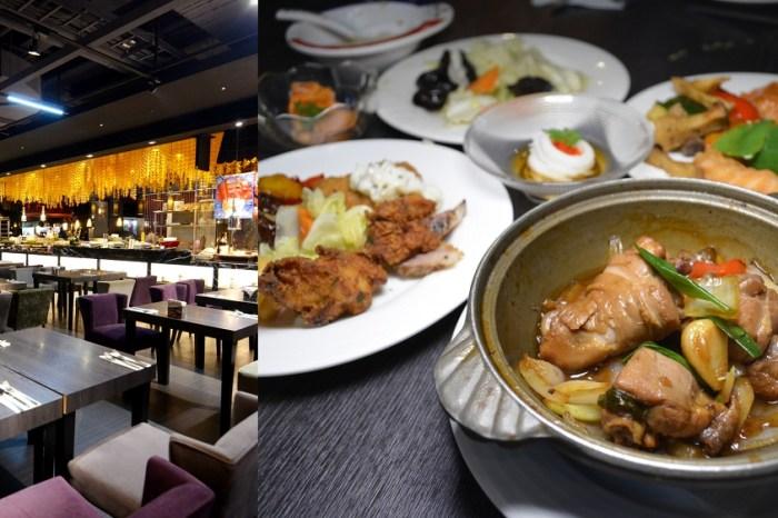 星饗道國際自助餐 台中吃到飽推薦 逢甲美食 西屯區吃到飽