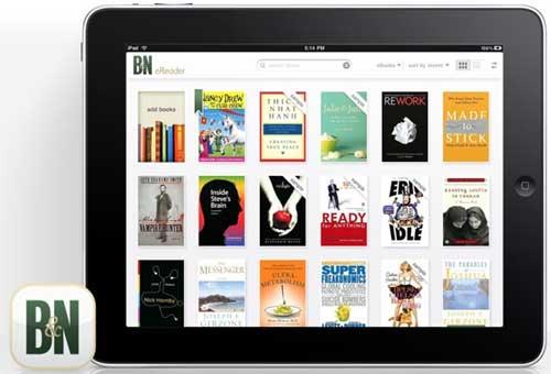 BN-eReader-iPad