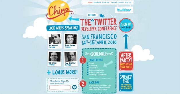 Price, Dates Of First Twitter Conference Announced