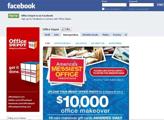 Facebook-Office-Depot