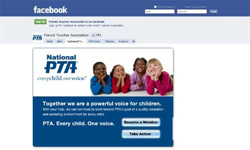 Facebook-PTA