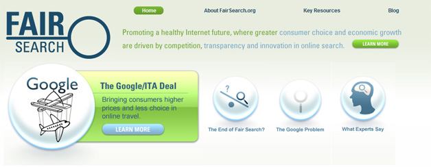 Google Books Deal Would Be Anti-competitive, Says FairSearch