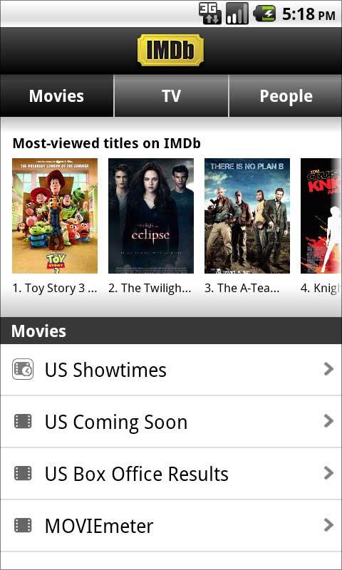 IMDb-Android-App