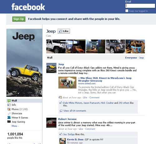 Jeep-Facebook