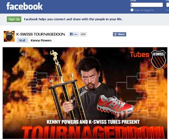 K-Swiss-Facebook