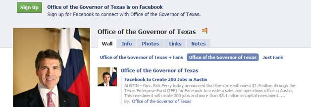 Facebook Makes Austin Expansion Official