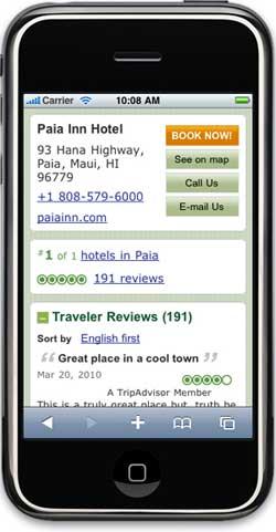 TripAdvisor-Mobile