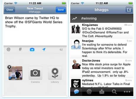 Twitter-iPhone