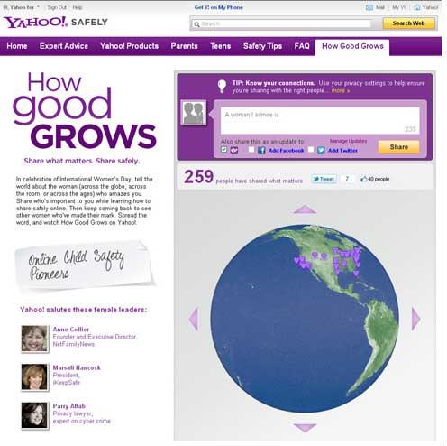 Yahoo-Share