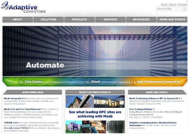 Adaptive Computing Gets investment from Intel Capital