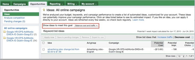 Google Launches New Options for Goals in AdWords