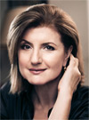Arianna Huffington Now Running Content at AOL