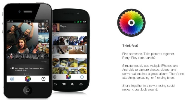 Color - The New Social Photo App