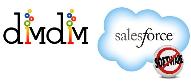 Dimdim Goes to Salesforce