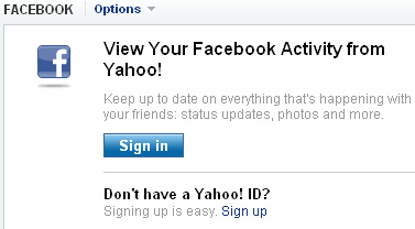 Can Yahoo Pull Off a Facebook-Like Invasion of the Web?