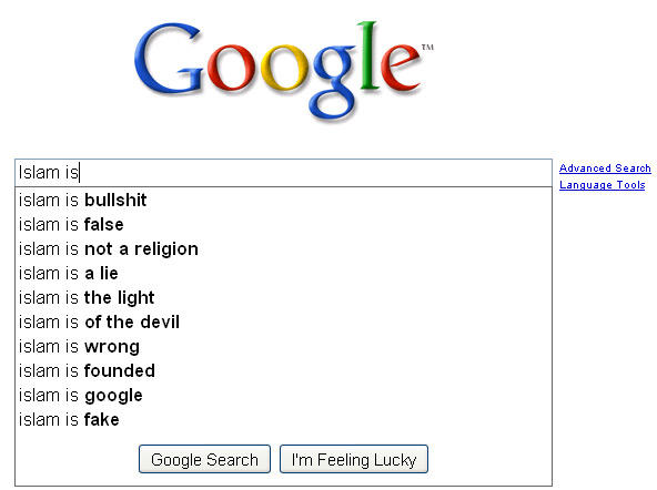 Google - Islam is...