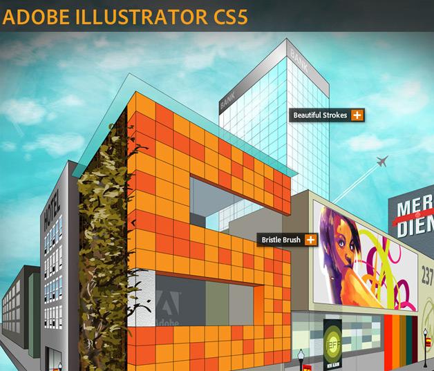 Adobe Illustrator cs5 Gets HTML5 pack