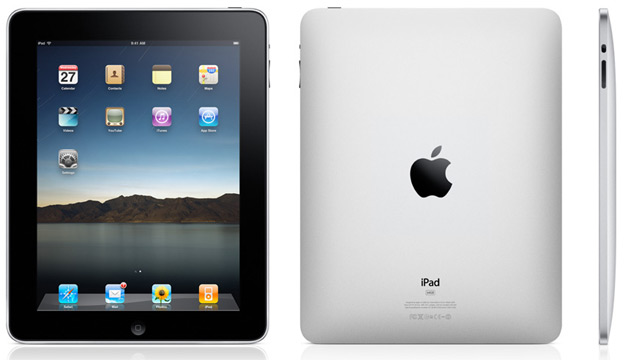 Apple Finally Unveils Much Anticipated Tablet - the iPad