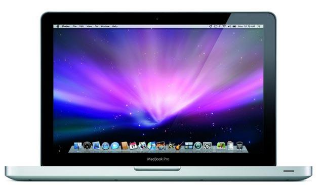 MacBook Pro is a big seller in 2010