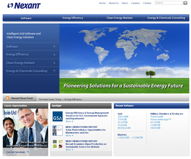 Nexant Gets investment from Intel Capital