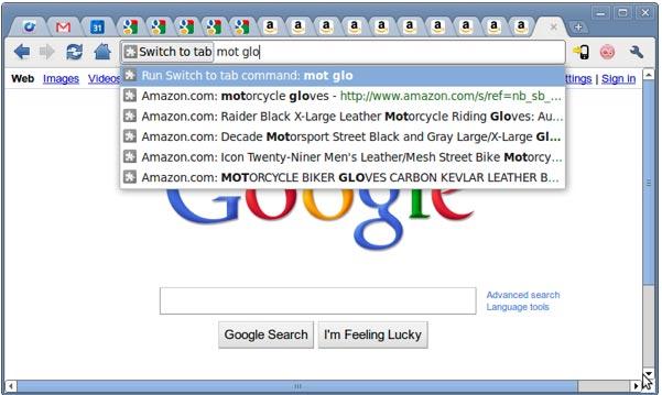 Chrome Omnibox Gets an API