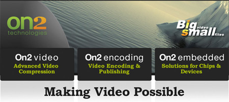 Google Video Compression Developer Acquisition Complete