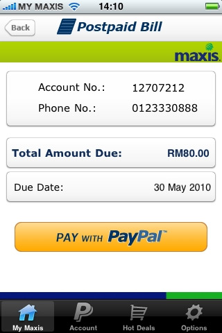 PayPal and Maxis partner