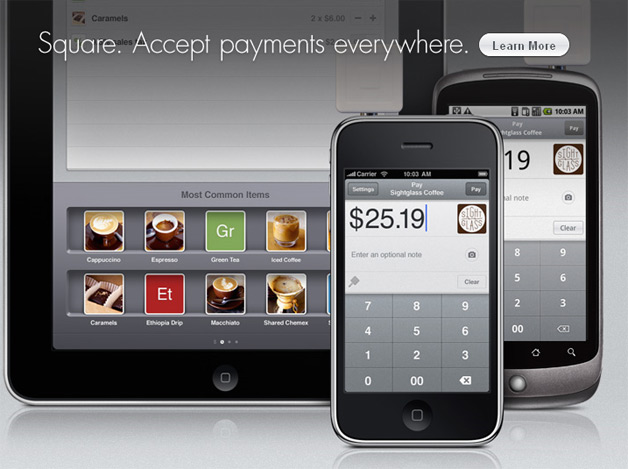 Square lets anybody accept credit cards