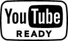 YouTube Ready logo