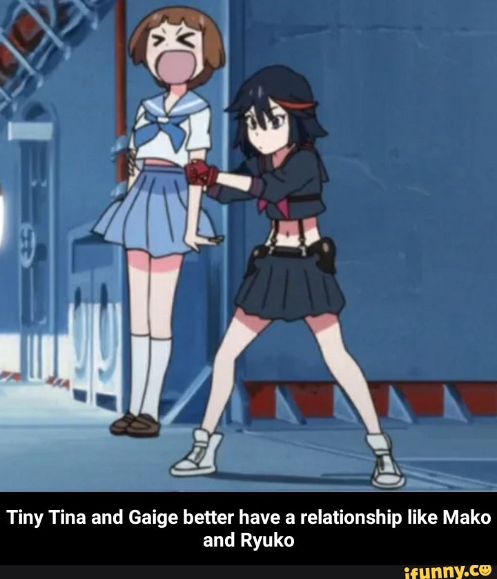 Tiny Tina And Gaige Better Have A Relationship Like Make Tiny