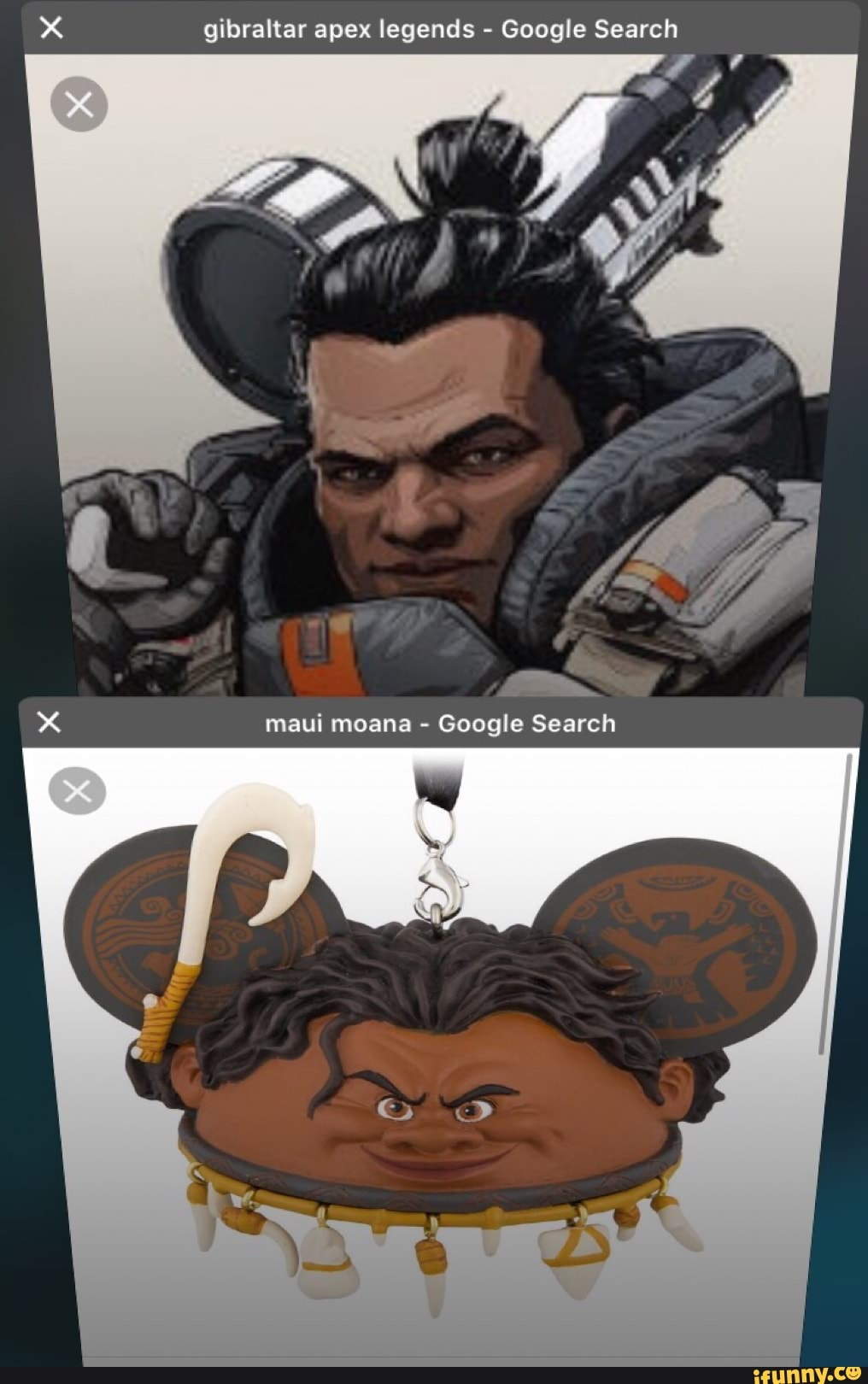Gibraltar Is Gay And Bloodhound Is Non Apex Legends Memes