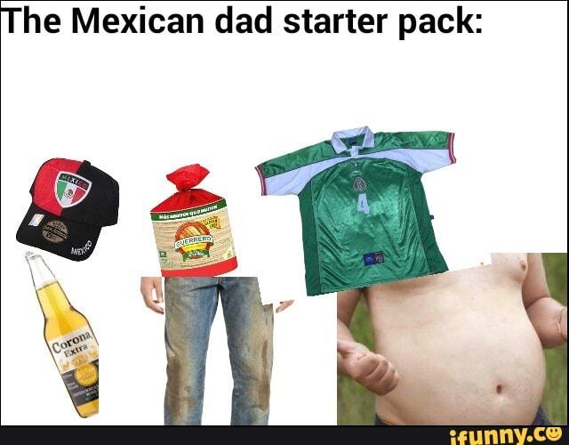 The Italian Dad Starter Pack Dad Starter Pack Starter Packs