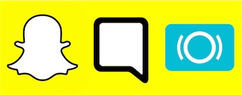 Une mise à jour importante pour l'application Snapchat