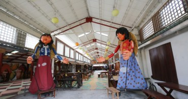 雲林北港春生活博物館|雲林景點推薦懷舊木工廠,木味滿滿園區,用餐、導覽,親子共遊