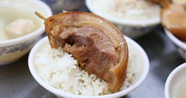 彰化宵夜推薦 魚市場爌肉飯 限定夜晚開賣/萬惡宵夜美食 日賣兩小時半晚來吃不到