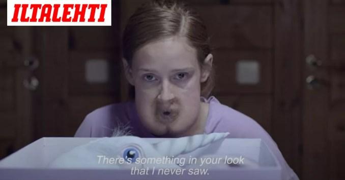 Katsojat ymmällään Netflix-elokuvasta – hahmolla on suun tilalla peppureikä