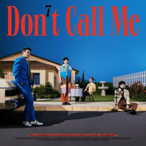 SHINee - Don't Call Me MP3
