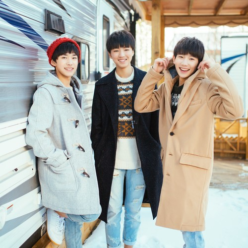 TFBOYS - Imperfect Kids MP3