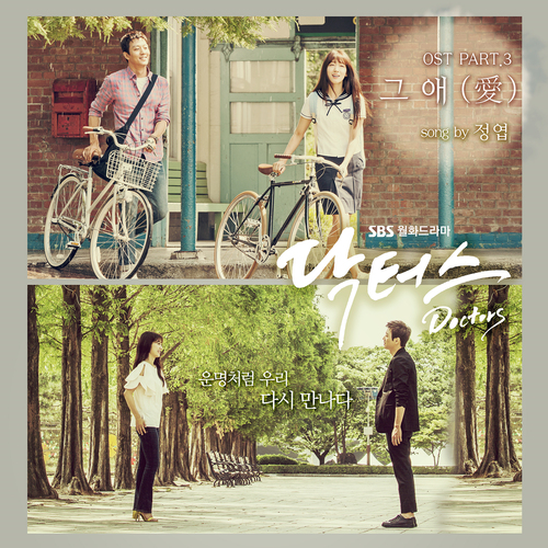 Jung Yup - That Love (OST Doctors Part.3) MP3