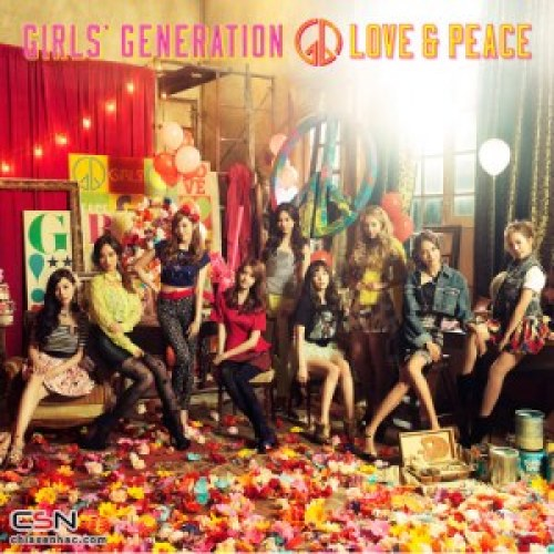 Girlss Generation - Karma Butterfly MP3