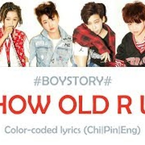 BOY STORY - HOW OLD R U MV (Subtitle ver.) MP3