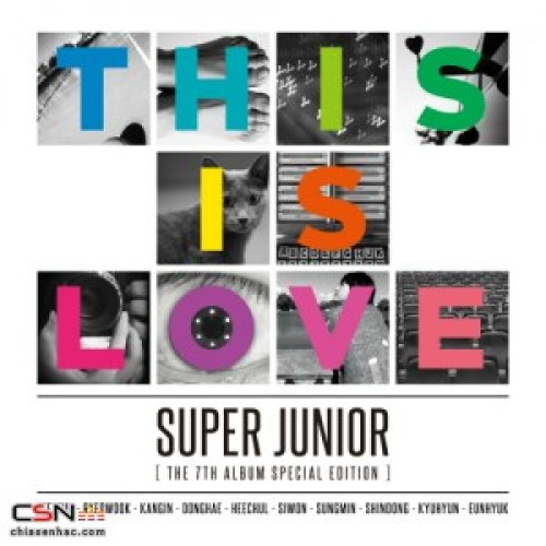 Super Junior - THIS IS LOVE (Stage Ver.) MP3