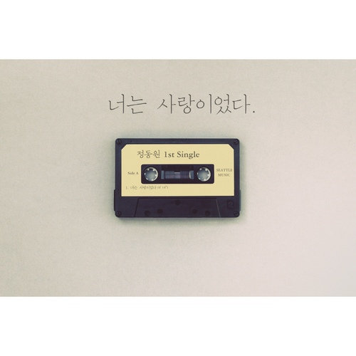 Jung Dong Won - 너는 사랑이었다 (You were the love) (Piano The Film) MP3