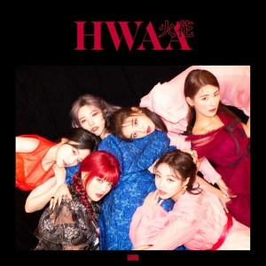 (G)I-DLE - HWAA(火_花) (Chinese Ver.).mp3