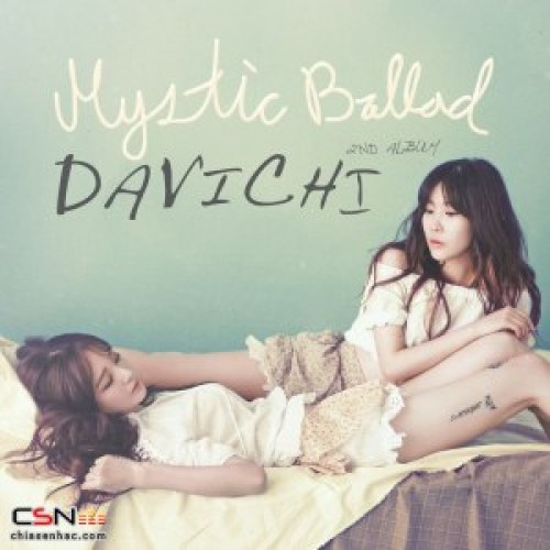 Davichi - Cry For Love MP3